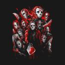 12 Jasons (Many faces of) T-Shirt