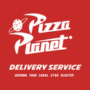 PIzza Planet delivery guy shirt T-Shirt