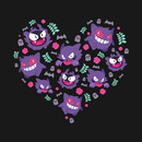 ❤ Ghost Types T-Shirt