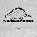 Typeonediabetesaurus T-Shirt