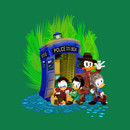 The Ducktor 4th 10th 11th and 12th who Tales T-Shirt