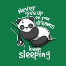 Panda keep sleeping T-Shirt