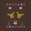 Ugly Pokemon Christmas Sweater T-Shirt