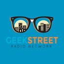 Geek Street Radio Logo T-Shirt
