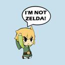 I'm Not Zelda! T-Shirt