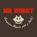 Mr. Robot Light T-Shirt