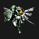 The Legend of Zelda - Triforce of Courage T-Shirt