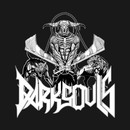 Capra Demon Metal Band Tee: Old School B&W Edition T-Shirt