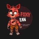 Five Night's at Freddy's Foxy Fan T-Shirt