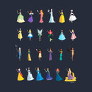 Princesses & Heroines T-Shirt