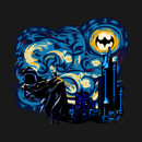 The Dark Starry knight T-Shirt