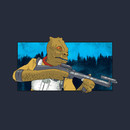 Bossk - No Text & Background T-Shirt