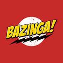 Bazinga (The Big Bang Theory) T-Shirt