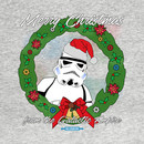 Star Wars Christmas - Merry Christmas from the Galactic Empire T-Shirt