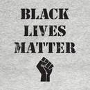 BLACK LIVES MATTER FIST SHIRT T-Shirt