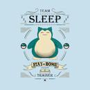 Team Sleep - Snorlax T-Shirt