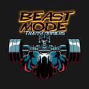 Beast Mode Transformers T-Shirt