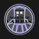 Agents of TARDIS Shield Doctor Who Mash Up T-Shirt