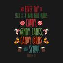 The Elves' Four Main Food Groups T-Shirt