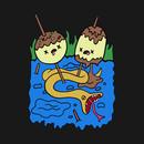 Princess Bubblegum rock t-shirt T-Shirt