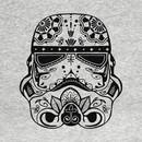 Stormtrooper Mexican Skull T-Shirt