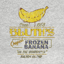 Bluth's Original Frozen Banana - Vintage T-Shirt