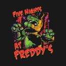 Five Nights At Freddy's Phantom Freddy T-Shirt