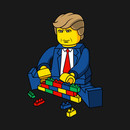 Build A Wall Trump 2016 T-Shirt