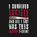 Lucille's survivor T-Shirt