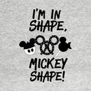 Mickey Shape T-Shirt