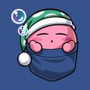Sleeping Pocket Kirby T-Shirt