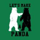 lets make a panda T-Shirt