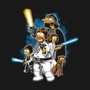 Yellow Wars T-Shirt