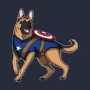 Captain Shepherd T-Shirt