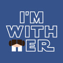 I'm with Leia T-Shirt