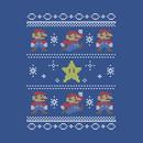 Super Mario Christmas Sweater T-Shirt