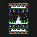 Magical Kingdom Christmas Sweater T-Shirt