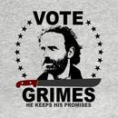 Vote Grimes He Keeps His Promises T-Shirt