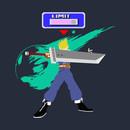 Super Smash Bros Cloud T-Shirt