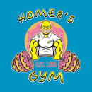 HOMER'S GYM T-Shirt