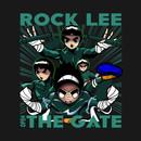 Rock Lee Gate Open T-Shirt