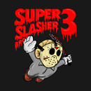 Super Mario Bros. 3 Jason Voorhees Parody T-Shirt