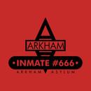 Insane Asylum Inmate #666 T-Shirt