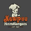 Kewpee Hamburgers - Vintage T-Shirt