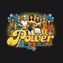 Women of 70s TV - POWER! T-Shirt