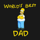 World's Best Dad Homer Edition T-Shirt
