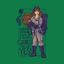 Ghostbuster Goddess T-Shirt
