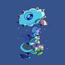 Kirby - Rain T-Shirt