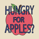 Rick & Morty - Hungry For Apples? T-Shirt