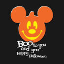 Mickey Pumpkin Boo To You T-Shirt